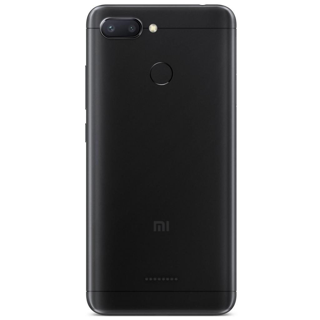 Мобильный телефон Xiaomi Redmi 6 3/64 Black изображение 2