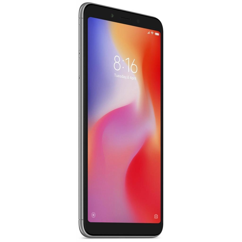 Мобильный телефон Xiaomi Redmi 6 3/64 Black изображение 4
