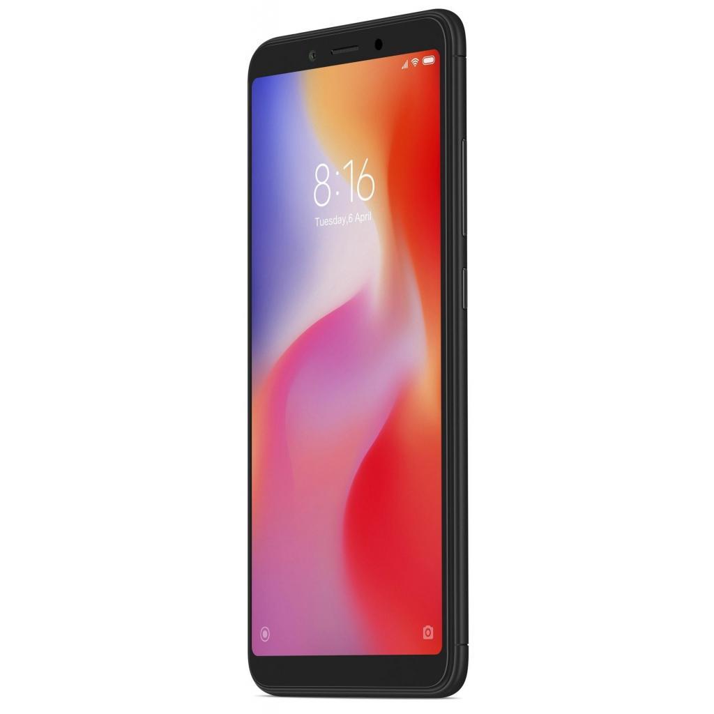 Мобильный телефон Xiaomi Redmi 6 3/64 Black изображение 5