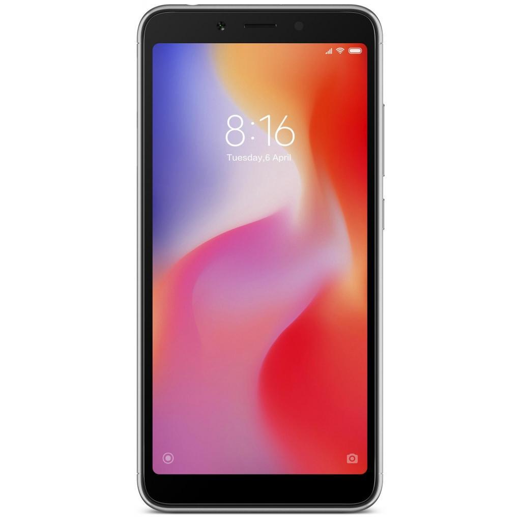 Мобильный телефон Xiaomi Redmi 6 3/64 Black
