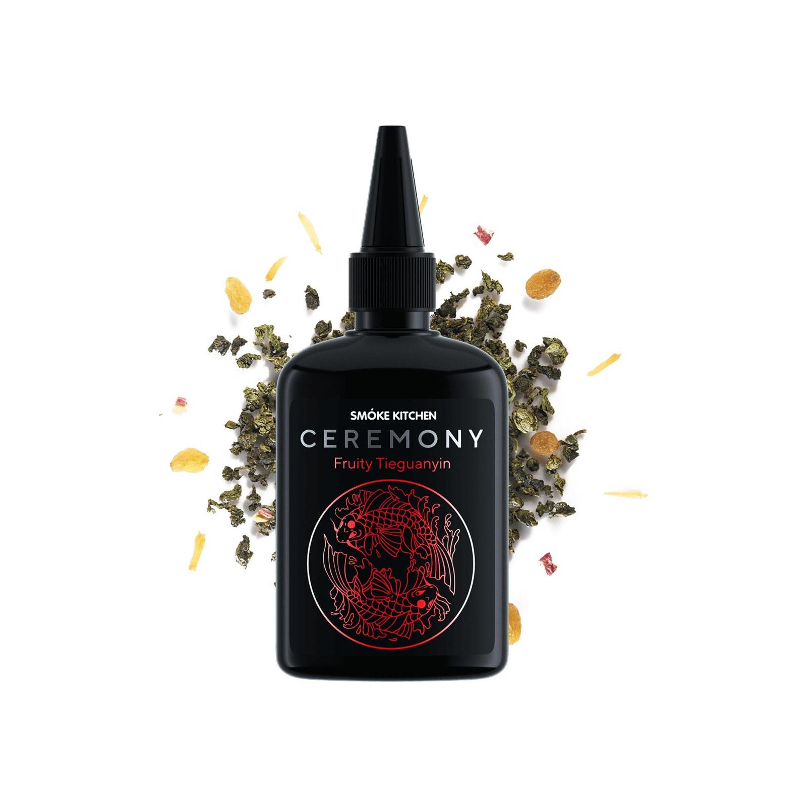 "Жидкость для электронных сигарет Smoke Kitchen Ceremony ""Fruity Tieguanyin"" 100 ml 0 мг/мл (CRM-FT-0)"