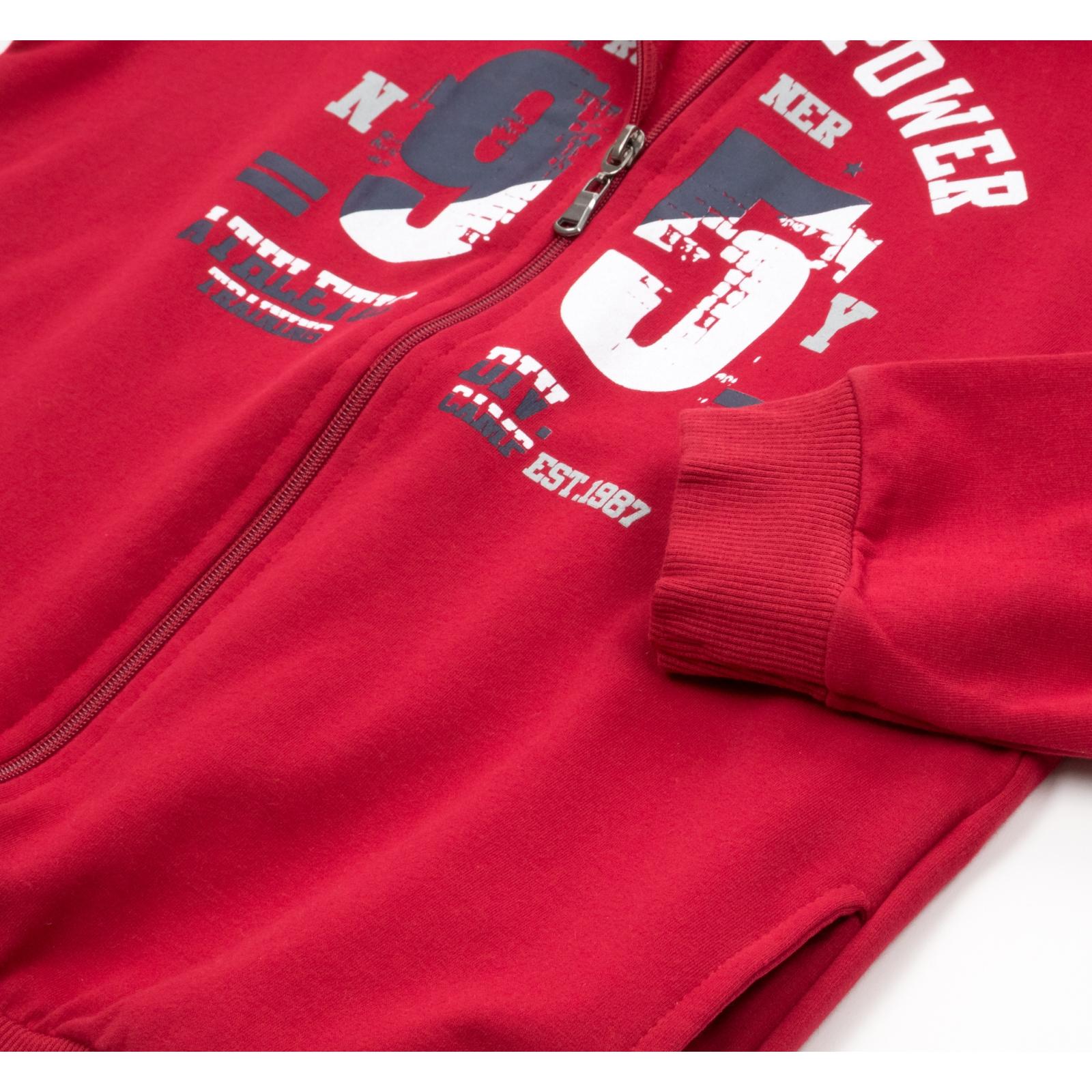 """Спортивный костюм Breeze """"95"""" (13196-140B-redblue) изображение 7"""