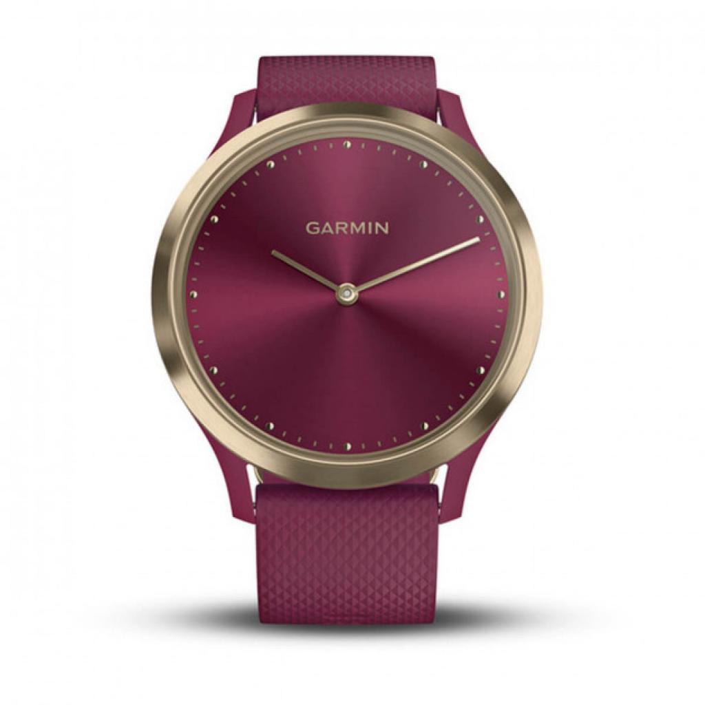 Смарт-часы Garmin Vivomove HR Sport Black/ Black Large (010-01850-A1) изображение 4