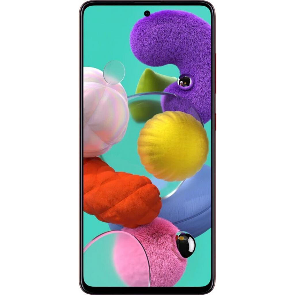 Мобільний телефон Samsung SM-A515FZ (Galaxy A51 4/64Gb) Metallic Silver (SM-A515FMSUSEK) зображення 2