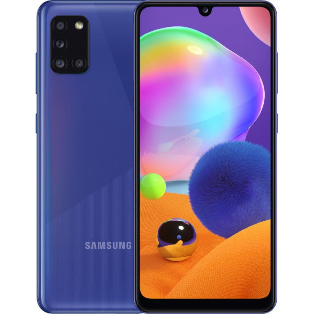 Мобильный телефон Samsung SM-A315F/64 (Galaxy A31 4/64Gb) Prism Crush