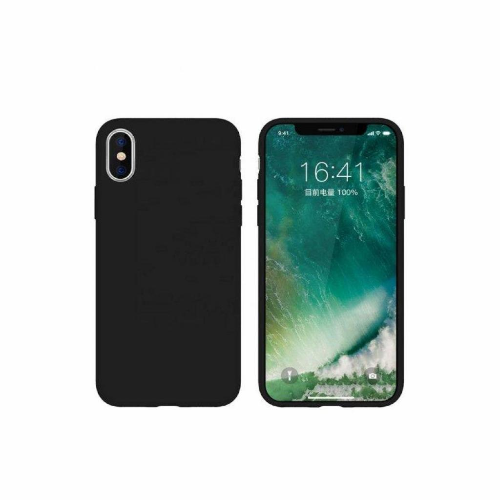 Чохол до моб. телефона 2E Basic Samsung Galaxy A41, Soft feeling, Black (2E-G-A41-NKSF-BK)