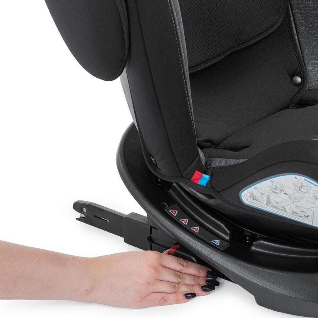 Автокресло Chicco Unico Plus 0-36 кг синий (79715.39) изображение 9