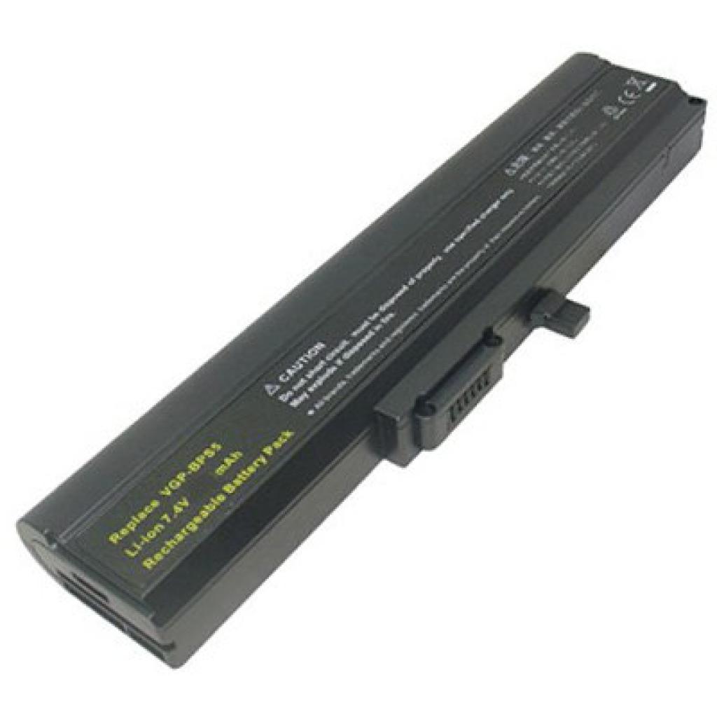 Аккумулятор для ноутбука Sony PCGA-BPS5 Cerus (10741)