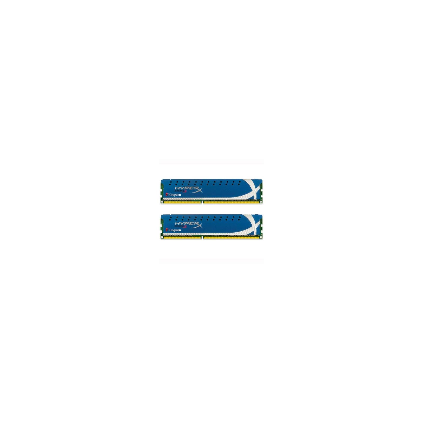 Модуль памяти для компьютера DDR3 8GB (4x2GB) 2400 MHz Kingston (KHX2400C11D3K4/8GX)