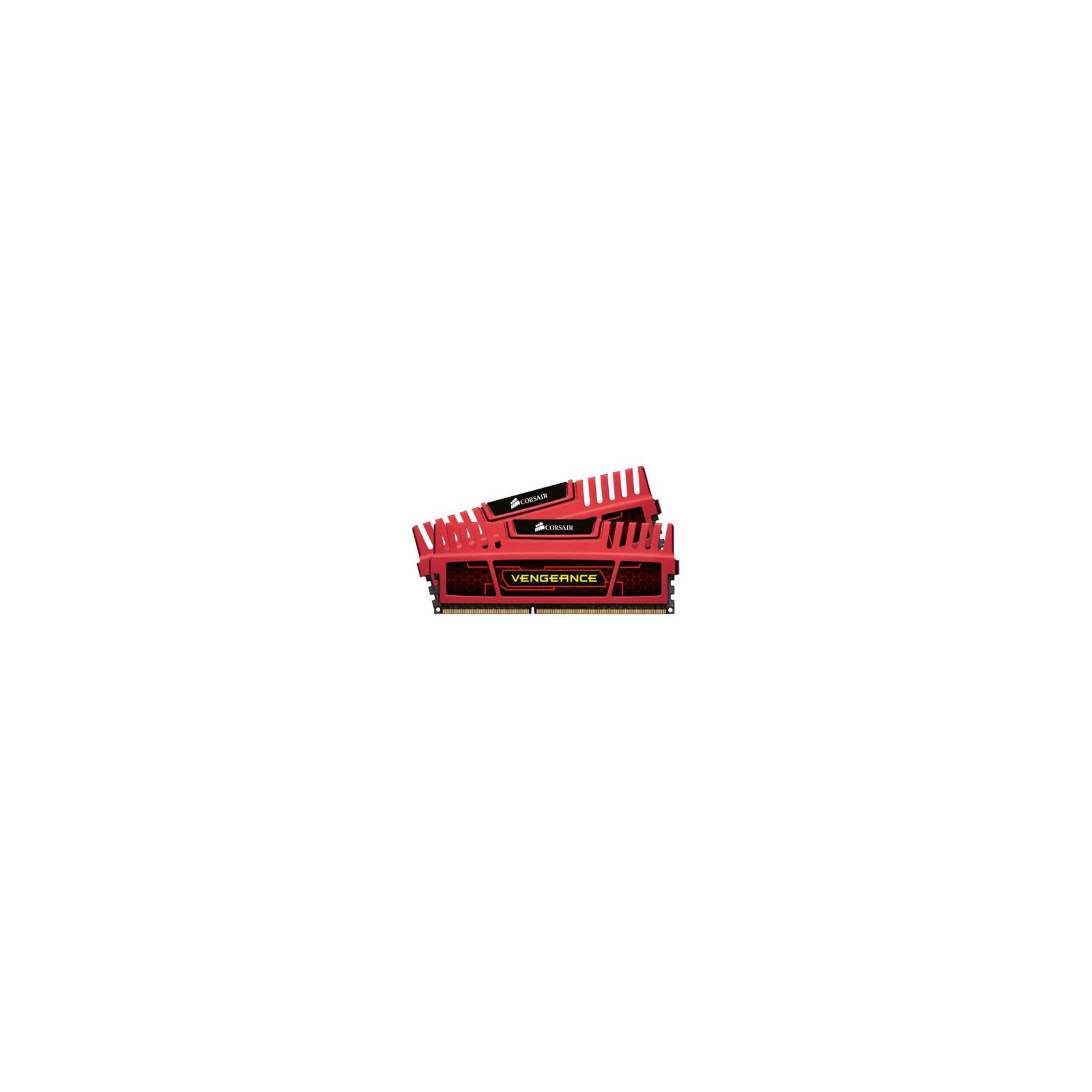 Модуль памяти для компьютера DDR3 8GB (2x4GB) 1866 MHz CORSAIR (CMZ8GX3M2X1600C7R)