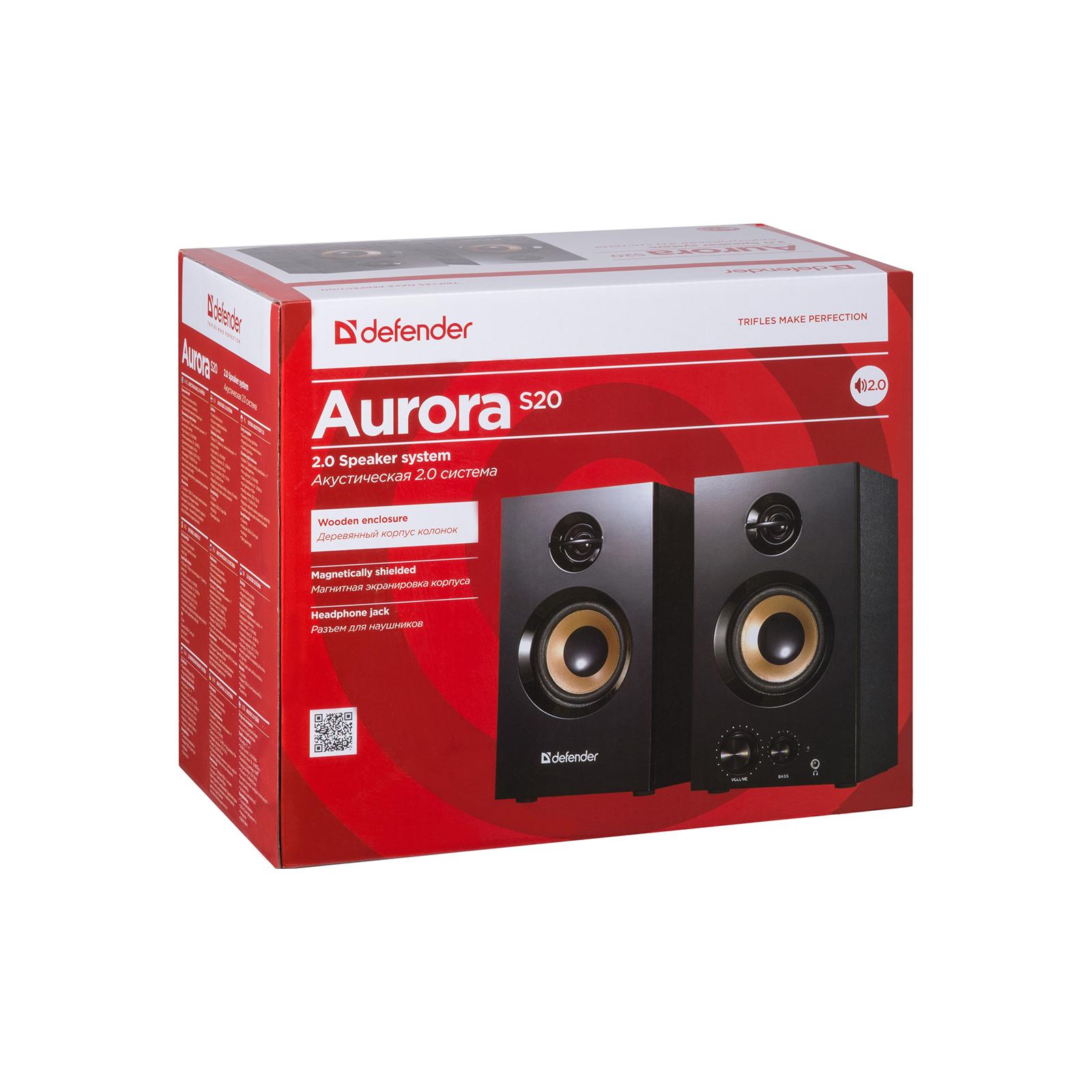 Акустическая система Defender Aurora S20 (65419) изображение 7