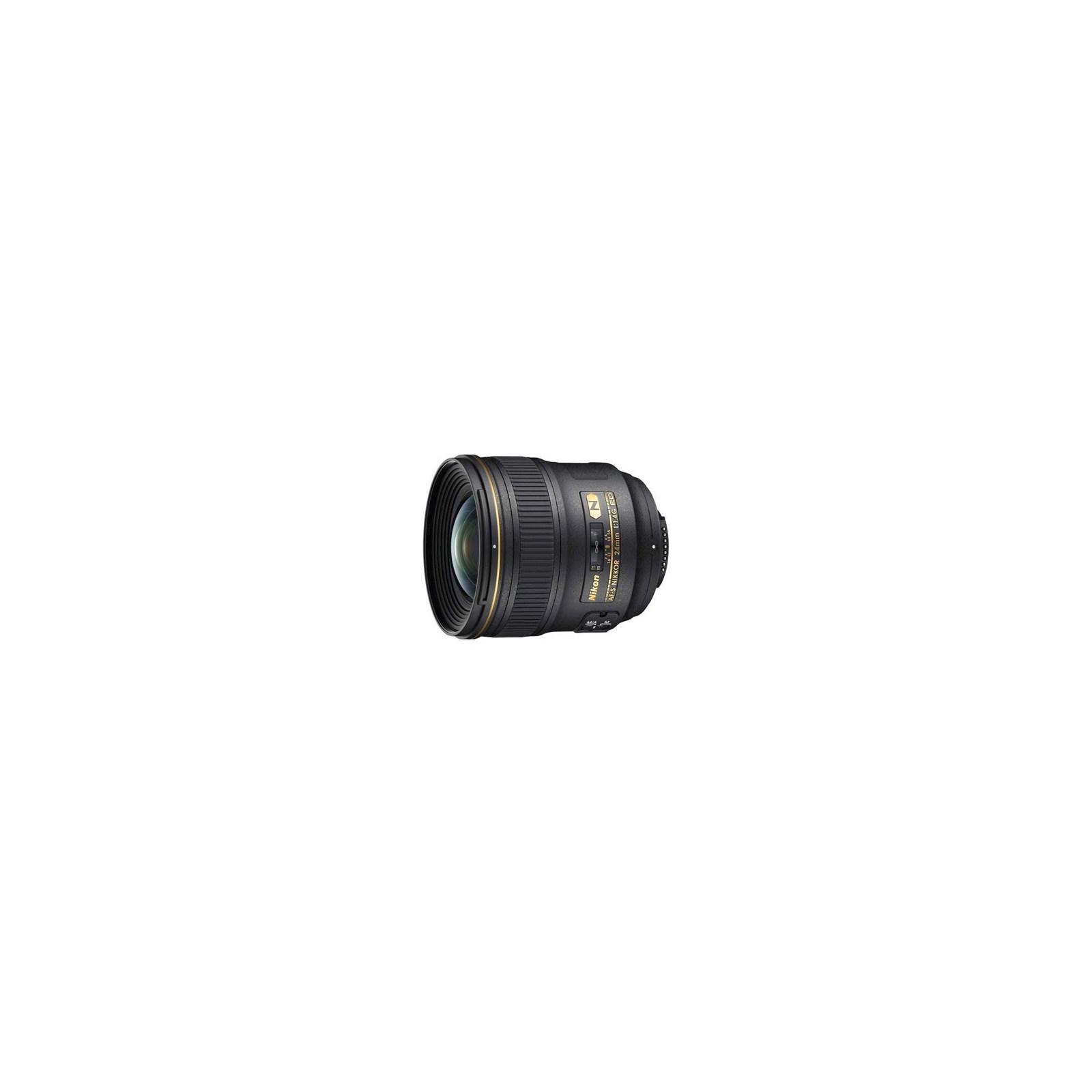 Объектив Nikon Nikkor AF-S 24mm f/1.4G ED (JAA131DA)