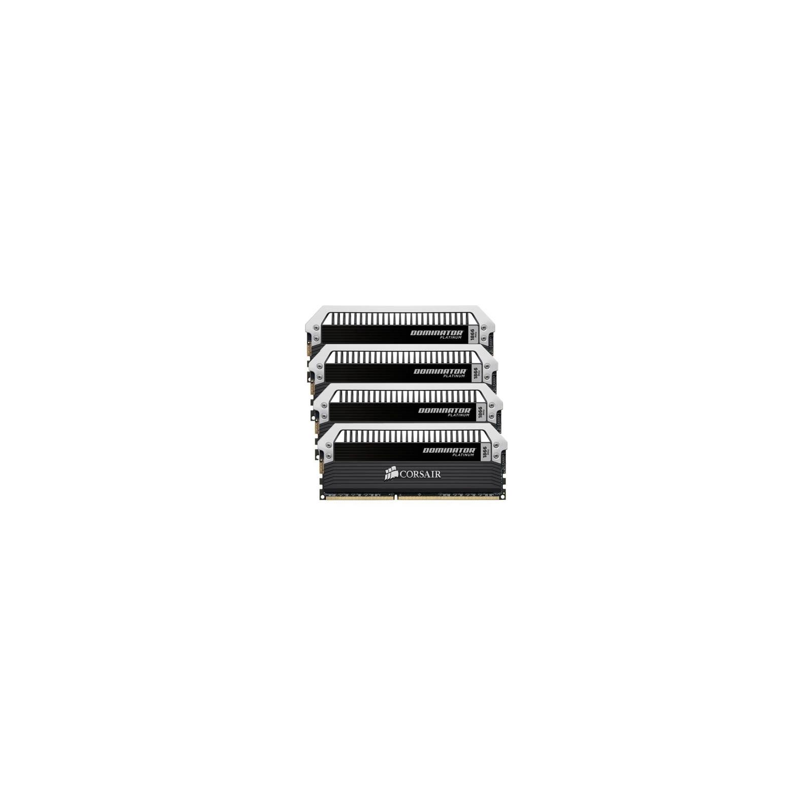Модуль памяти для компьютера DDR3 16GB (4x4GB) 1866 MHz CORSAIR (CMD16GX3M4A1866C9)