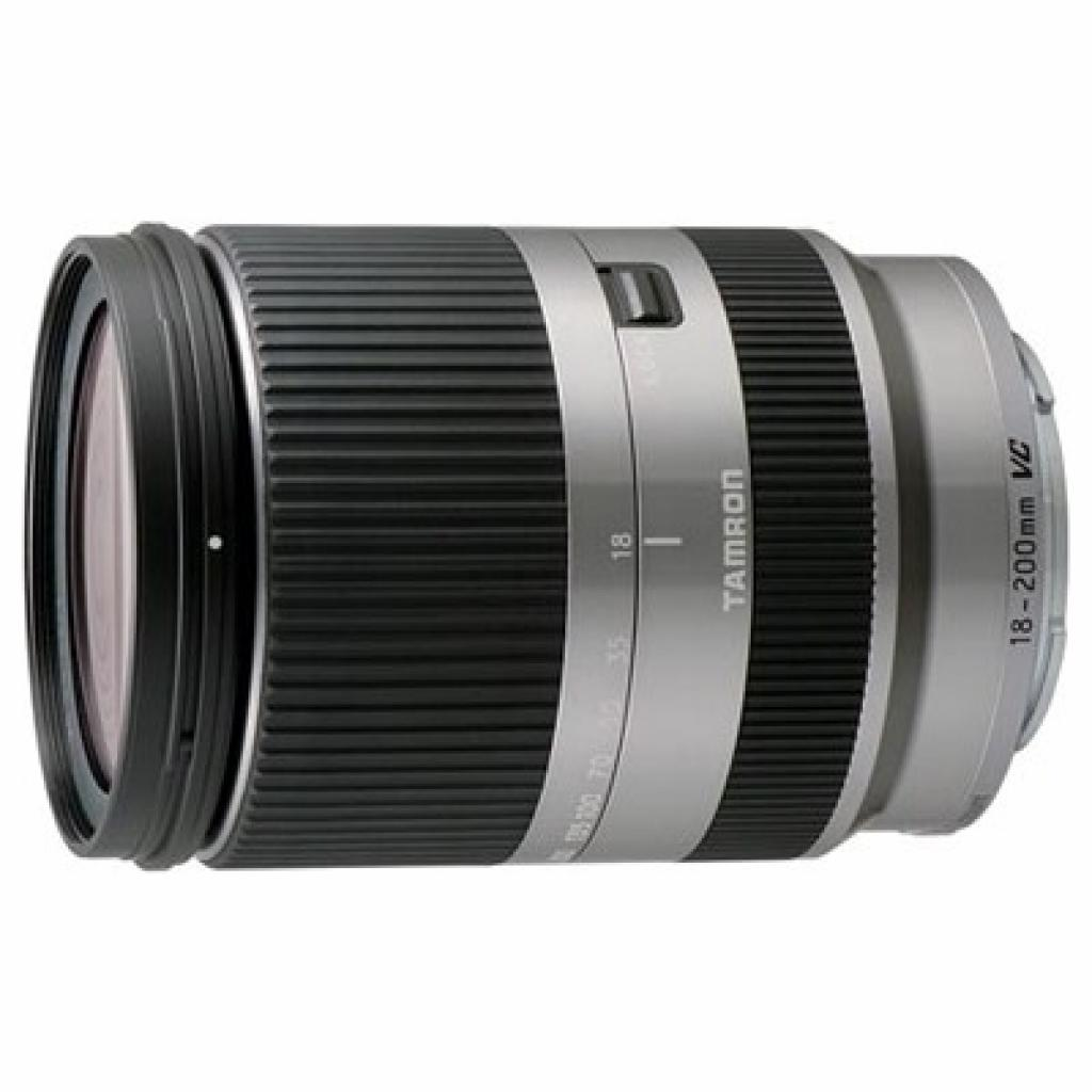 Объектив Tamron AF 18-200mm f/3.5-6.3 XR Di III VC silver for Sony NEX (AF 18-200mm for Sony NEX silver)