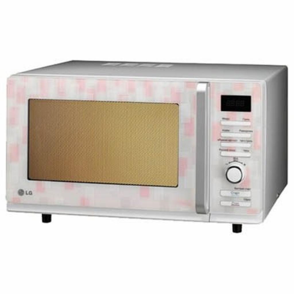 Микроволновая печь LG MF-6580MRF (MF6580MRF)
