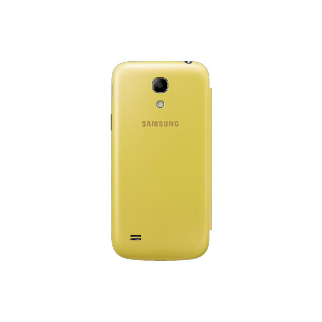 Чехол для моб. телефона Samsung I9195 S4 mini/Yellow/Flip Cover (EF-FI919BYEGWW) изображение 4