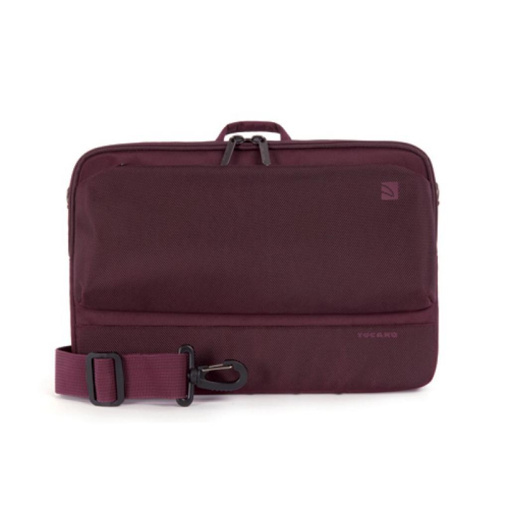 """Сумка для ноутбука Tucano 11"""" Dritta/Burgundy (BDR11-BX)"""