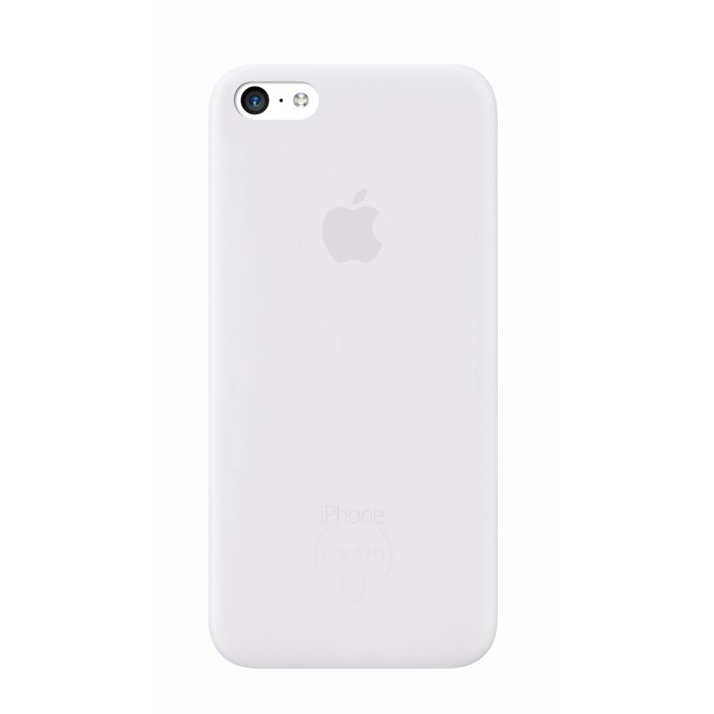 Чехол для моб. телефона OZAKI iPhone 5С O!coat 0.3 Jelly ultra slim Transparent (OC546TR)