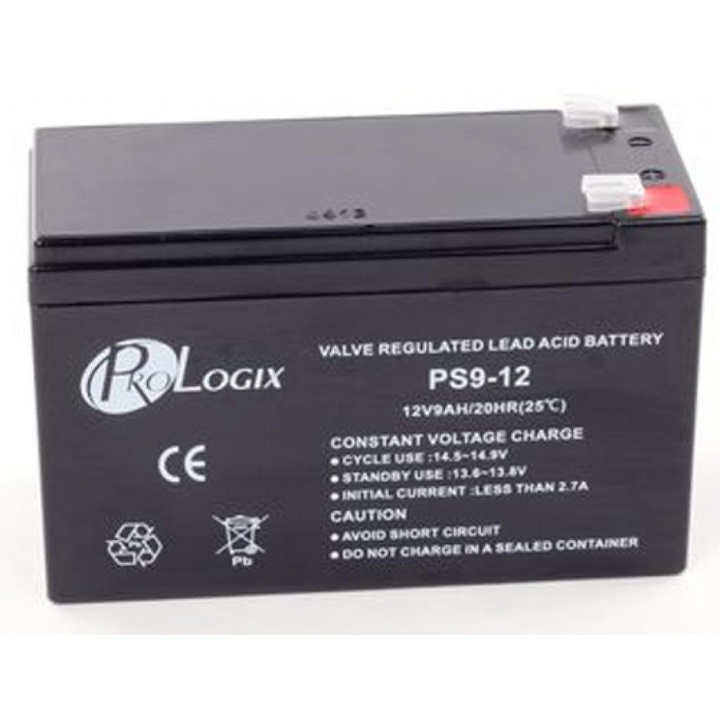 Батарея к ИБП PrologiX 12В 9 Ач (PS-9-12)
