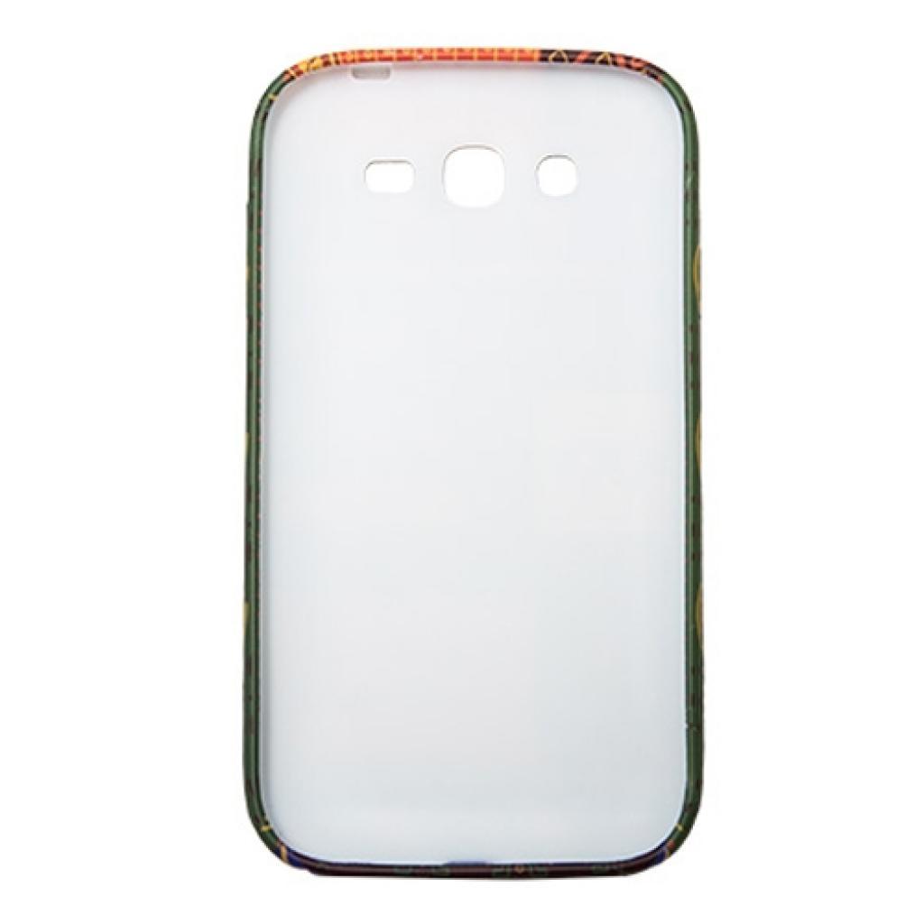 Чехол для моб. телефона Drobak для Samsung I9082 Galaxy Grand Duos /Murals/Elastic PU (216047) изображение 2