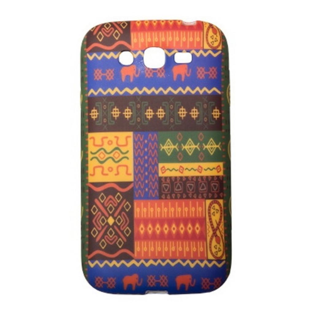 Чехол для моб. телефона Drobak для Samsung I9082 Galaxy Grand Duos /Murals/Elastic PU (216047)