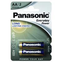 Батарейка PANASONIC LR06 PANASONIC Everyday Power * 2 (LR6REE/2BR)