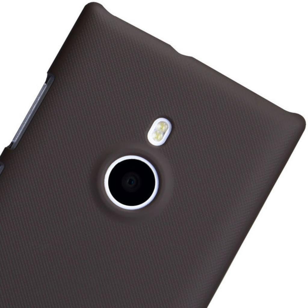 Чехол для моб. телефона NILLKIN для Nokia 925 /Super Frosted Shield/Brown (6088759) изображение 4