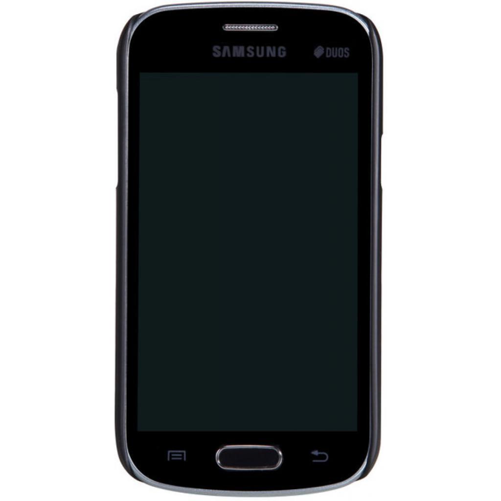 Чехол для моб. телефона NILLKIN для Samsung S7390 /Super Frosted Shield/Black (6129130) изображение 2