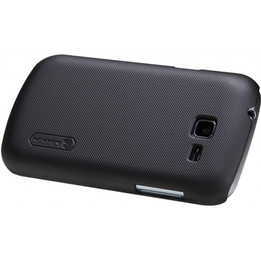 Чехол для моб. телефона NILLKIN для Samsung S7390 /Super Frosted Shield/Black (6129130) изображение 3