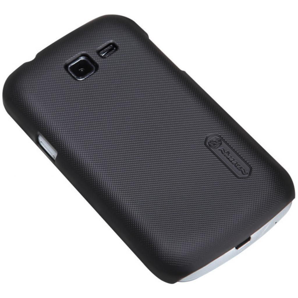 Чехол для моб. телефона NILLKIN для Samsung S7390 /Super Frosted Shield/Black (6129130) изображение 4