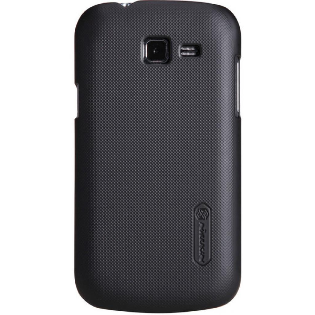 Чехол для моб. телефона NILLKIN для Samsung S7390 /Super Frosted Shield/Black (6129130)