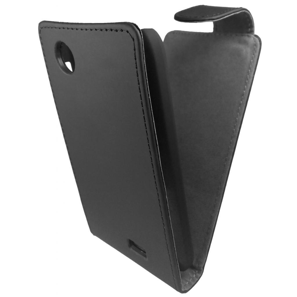 Чехол для моб. телефона GLOBAL для Lenovo A390 (черный) (1283126453526)