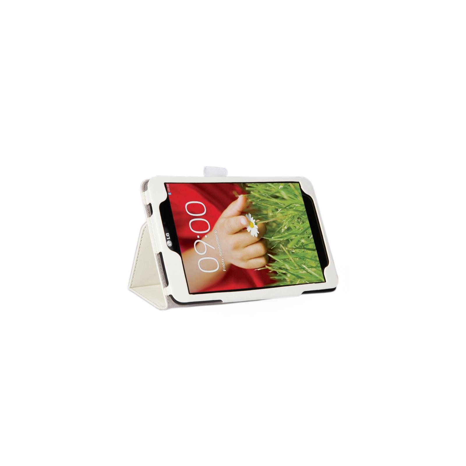 Чехол для планшета AirOn для LG G Pad 8.3 white (6946795850113) изображение 2