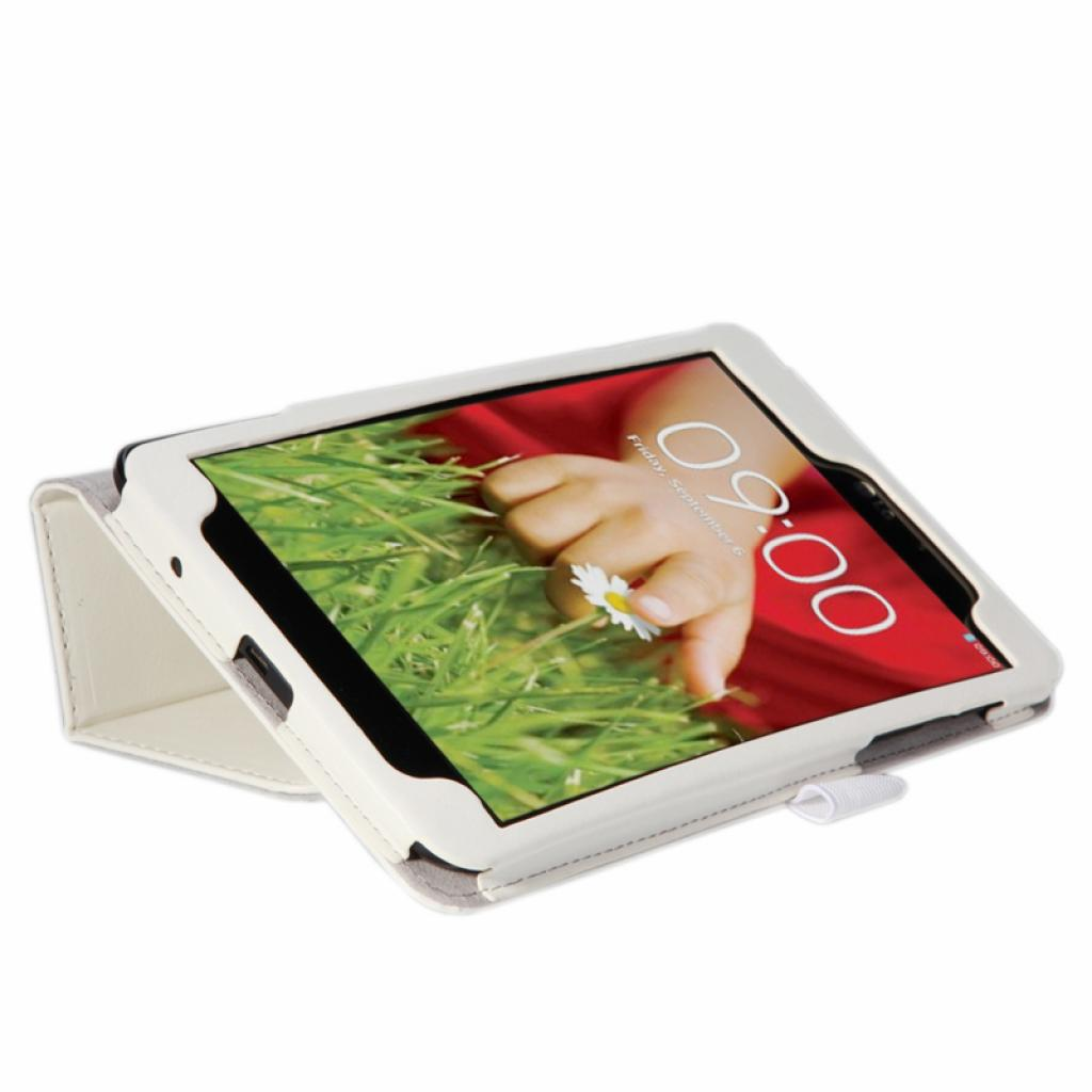 Чехол для планшета AirOn для LG G Pad 8.3 white (6946795850113) изображение 3