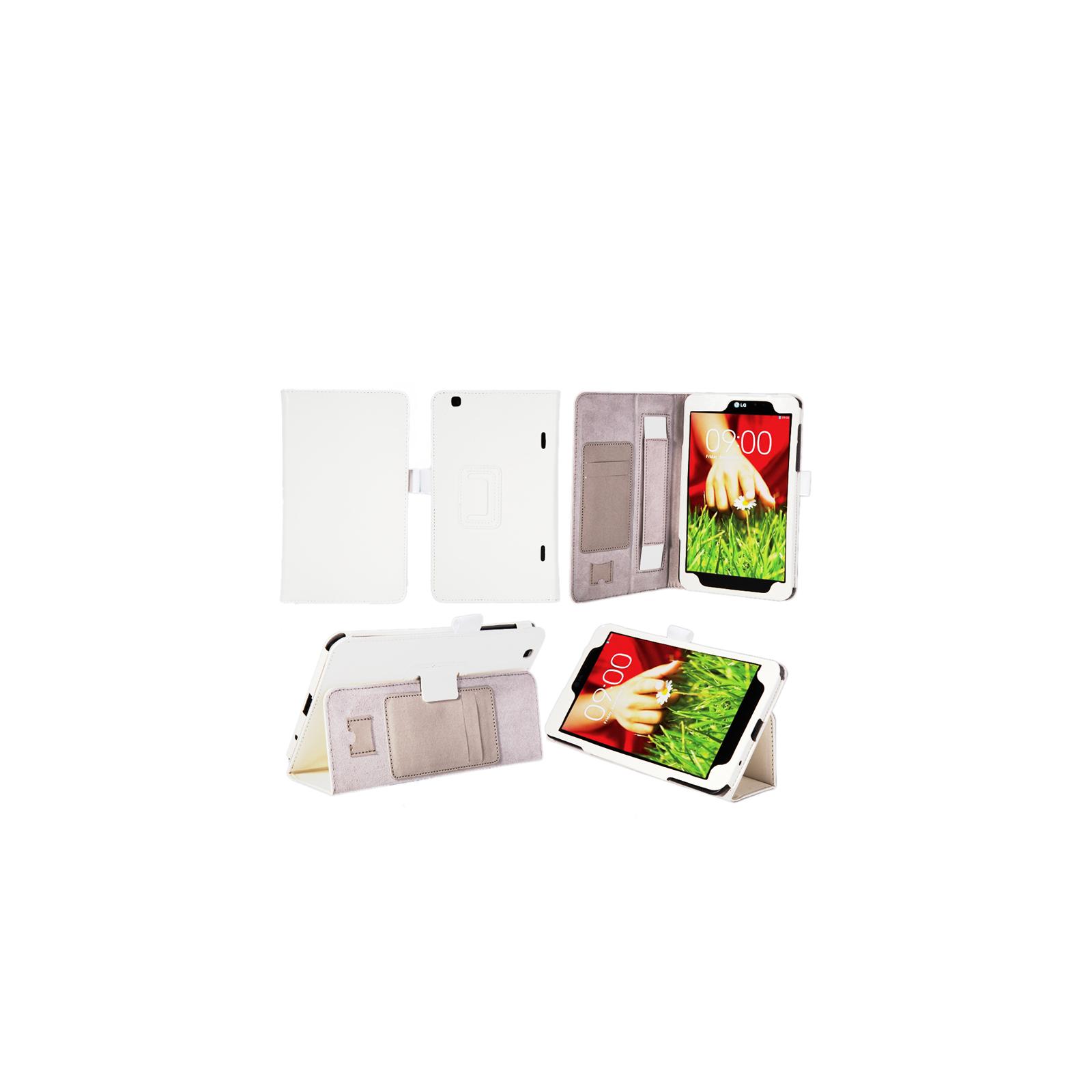 Чехол для планшета AirOn для LG G Pad 8.3 white (6946795850113) изображение 8