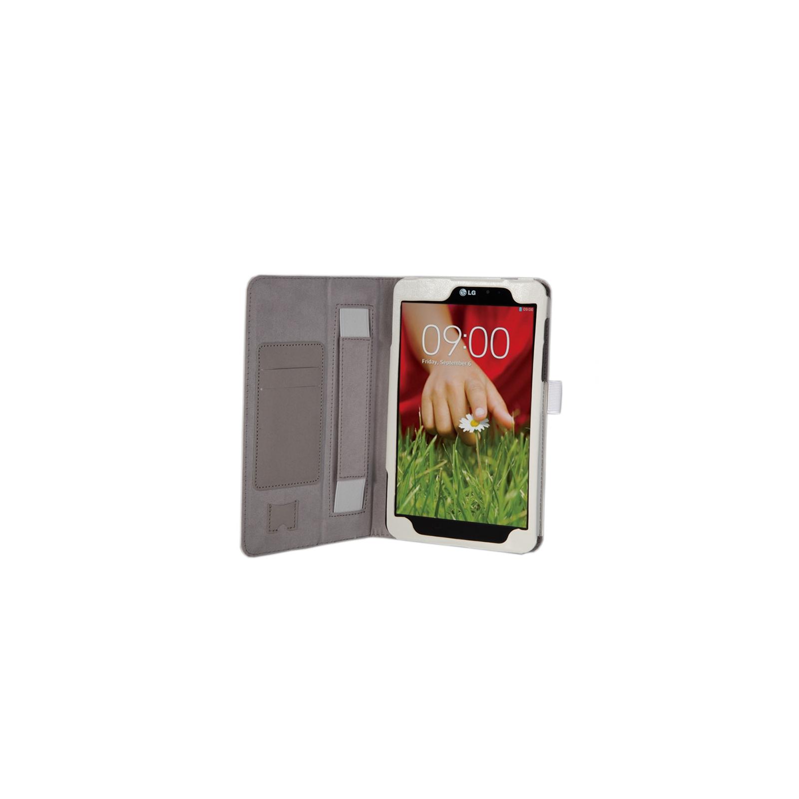 Чехол для планшета AirOn для LG G Pad 8.3 white (6946795850113)