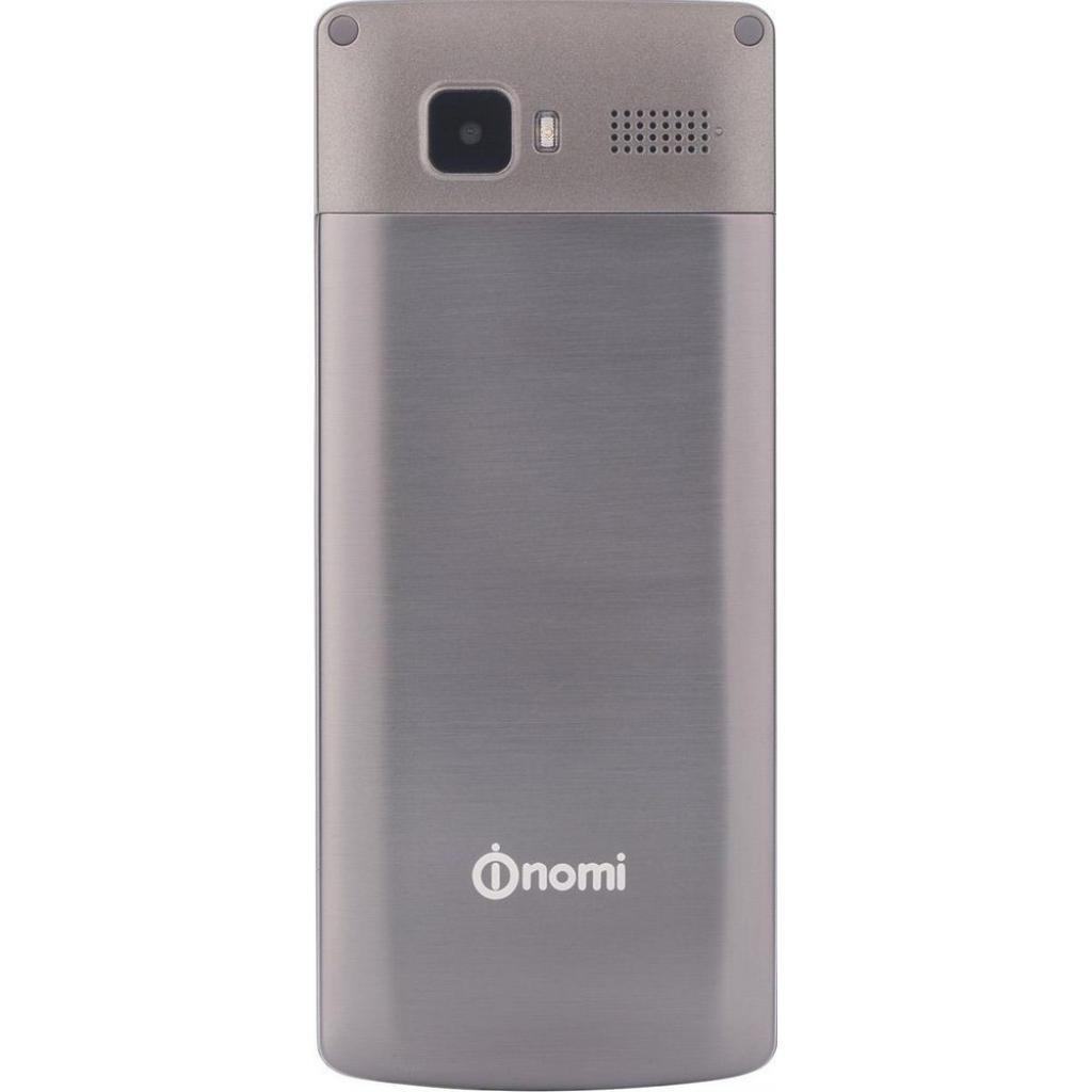 Мобильный телефон Nomi i280 Metal Dark-Grey изображение 2
