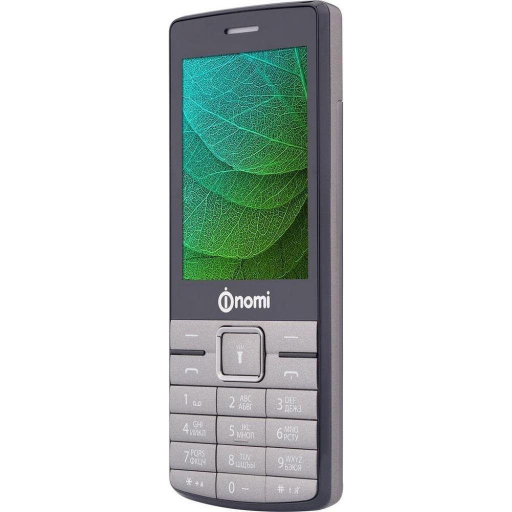 Мобильный телефон Nomi i280 Metal Dark-Grey изображение 5