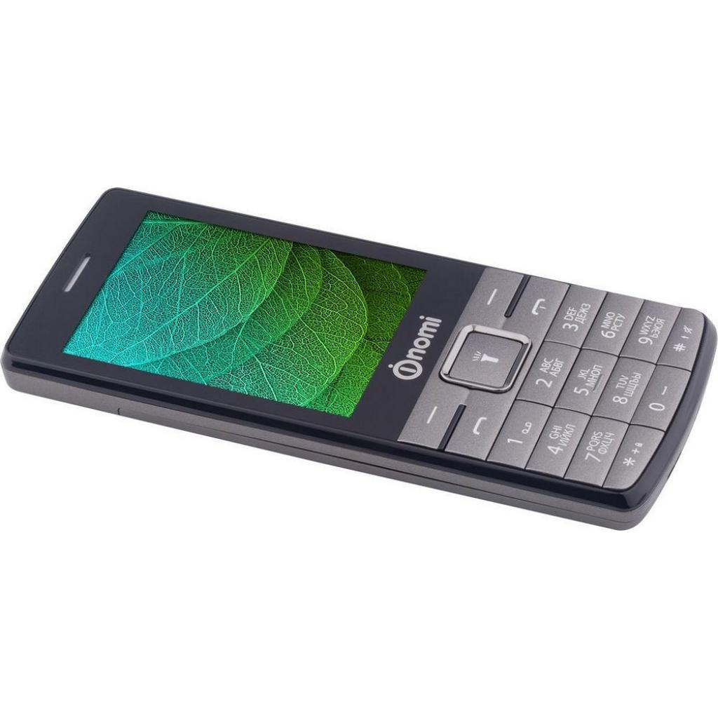 Мобильный телефон Nomi i280 Metal Dark-Grey изображение 6