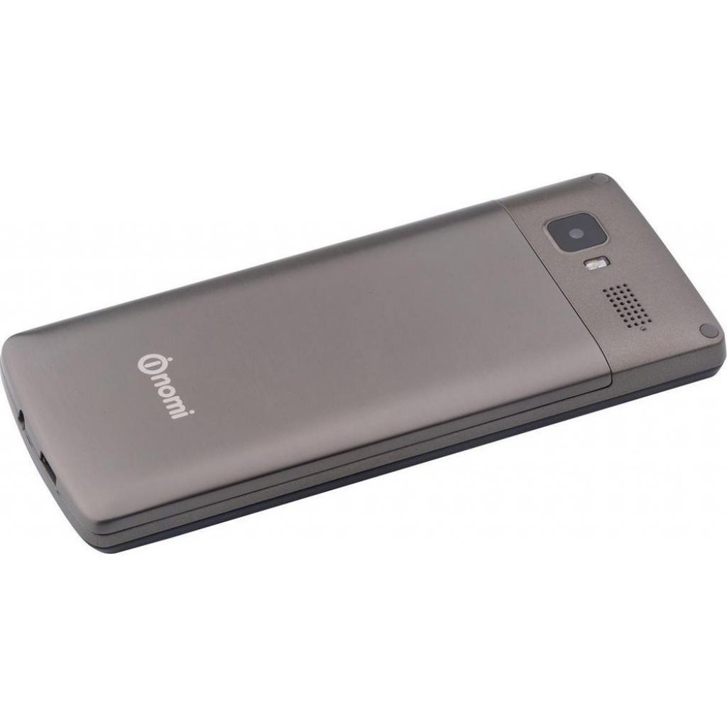 Мобильный телефон Nomi i280 Metal Dark-Grey изображение 7