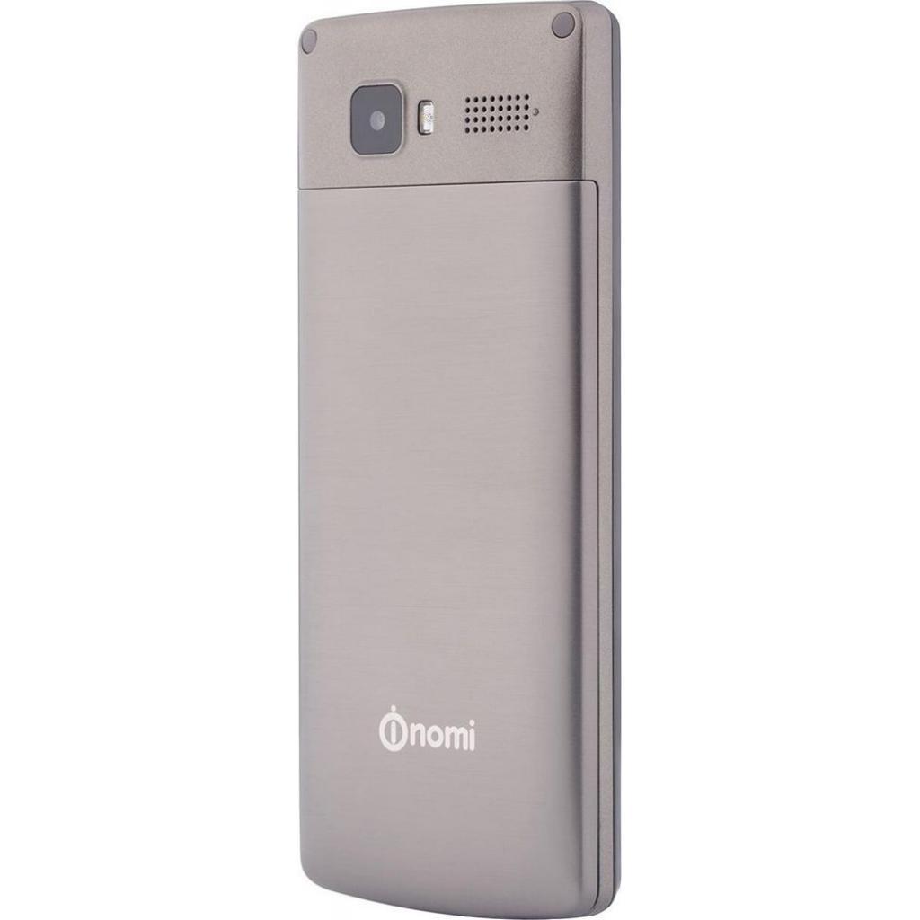 Мобильный телефон Nomi i280 Metal Dark-Grey изображение 8