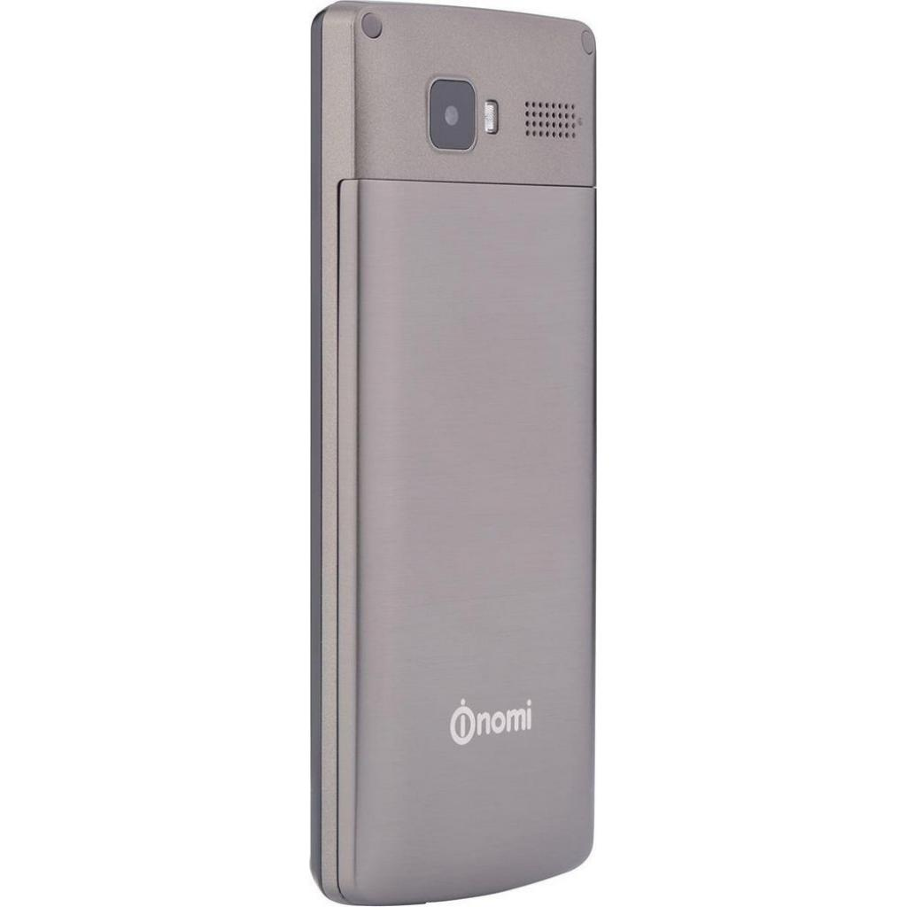 Мобильный телефон Nomi i280 Metal Dark-Grey изображение 9