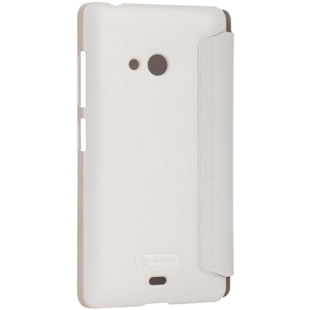 Чехол для моб. телефона NILLKIN для Microsoft Lumia 540 DS White (6248044) (6248044) изображение 2