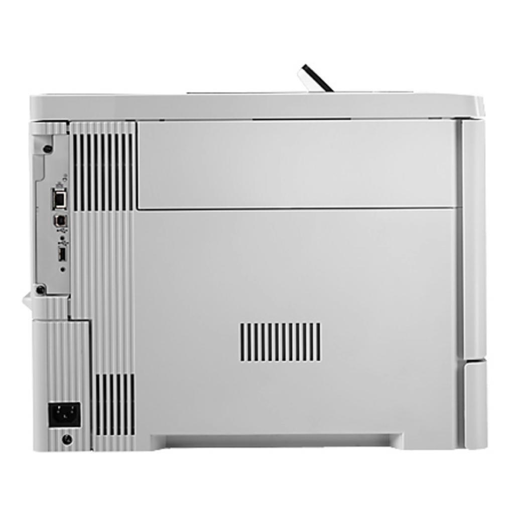 Лазерный принтер HP Color LaserJet Enterprise M553n (B5L24A) изображение 4