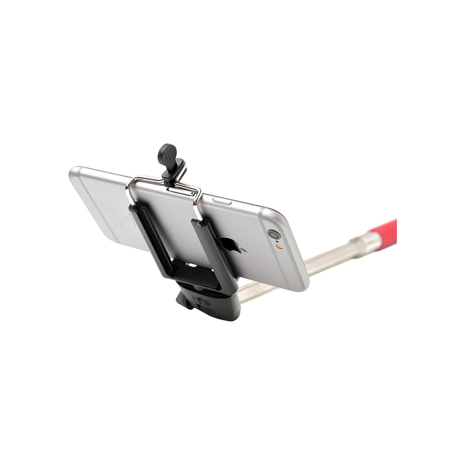Монопод для селфи Grand-X Remote Bluetooth c пультом U-крепление (MPGRBUR) изображение 7