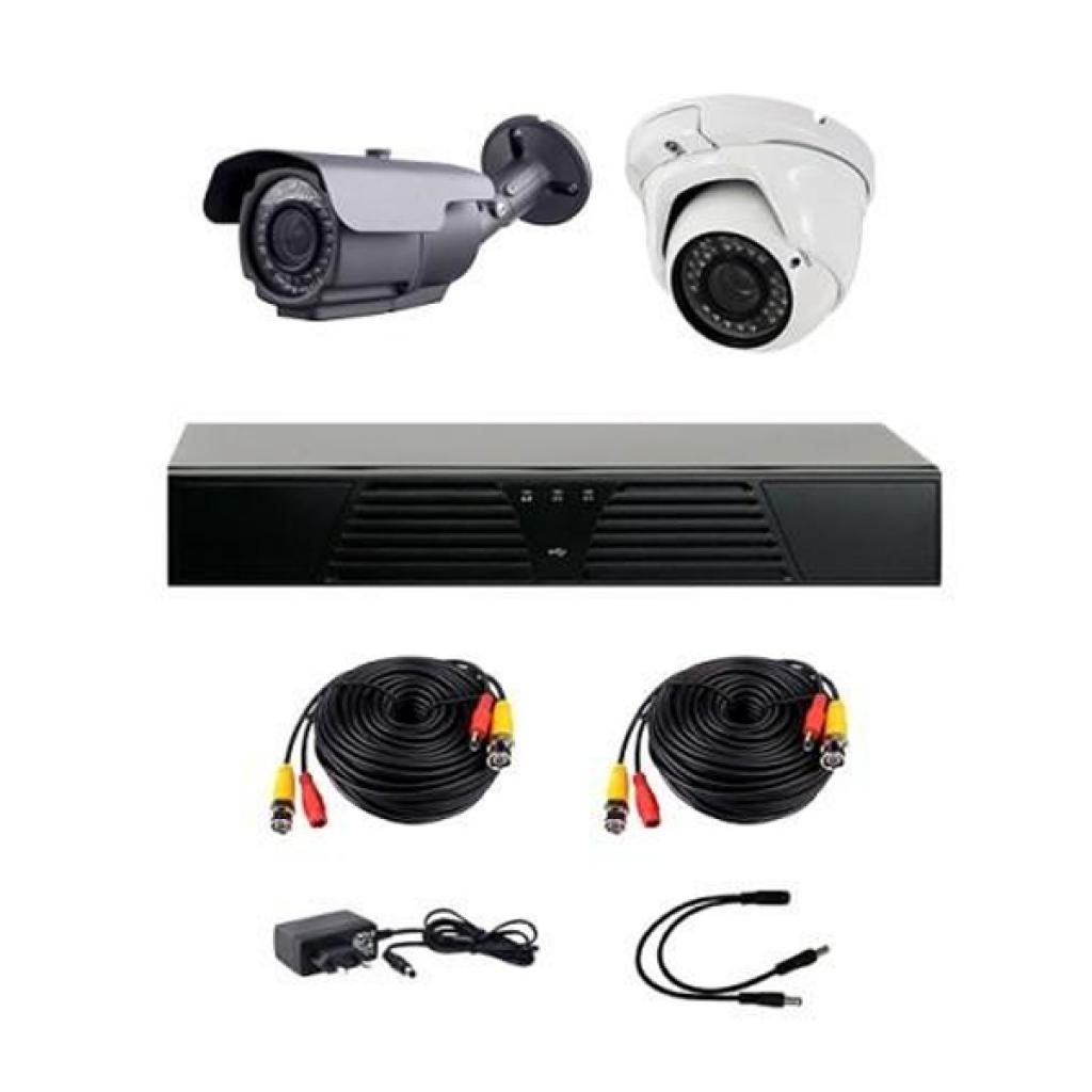 Комплект видеонаблюдения CoVi HVK-2005 AHD PRO KIT