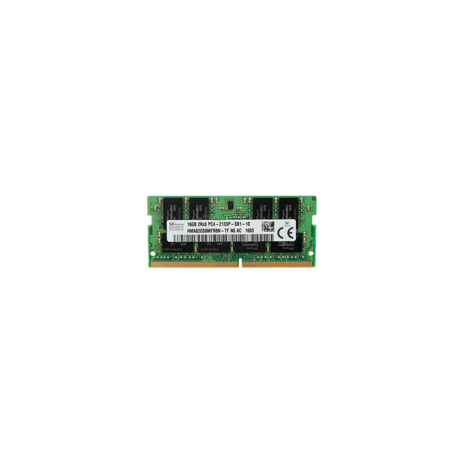 Модуль памяти для ноутбука SoDIMM DDR4 16GB 2133 MHz Hynix (HMA82GS6MFR8N-TFN0)