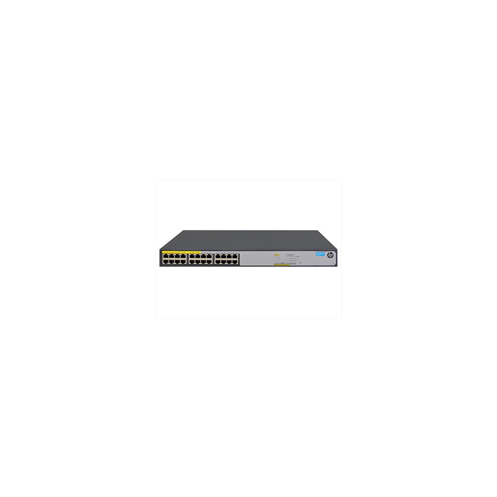 Коммутатор сетевой HP JH019A изображение 2
