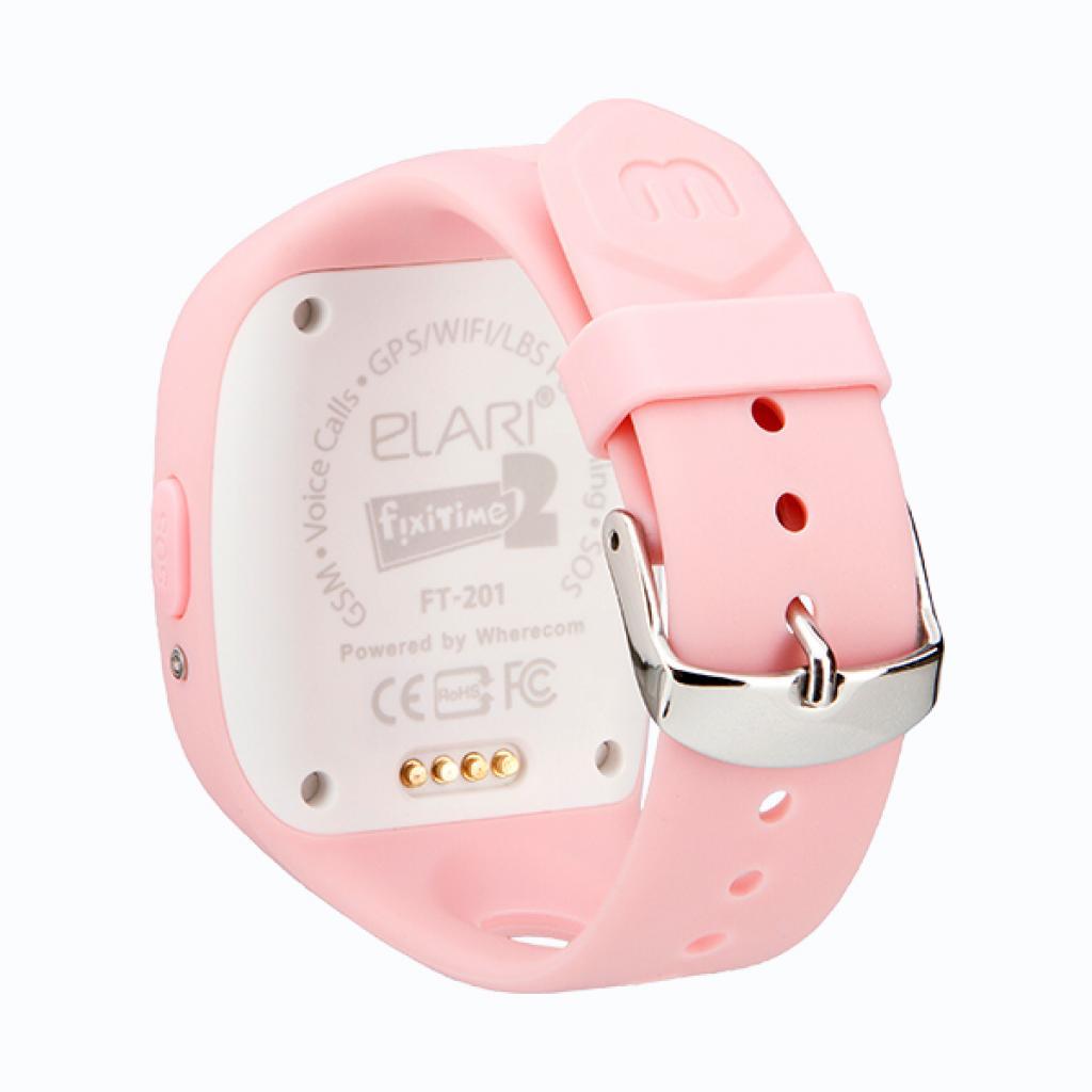 Смарт-часы FixiTime 2 Pink (FT-201P) изображение 4