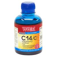 Чернила WWM CANON CLI-451/CLI-471 200г Cyan (C14/C)